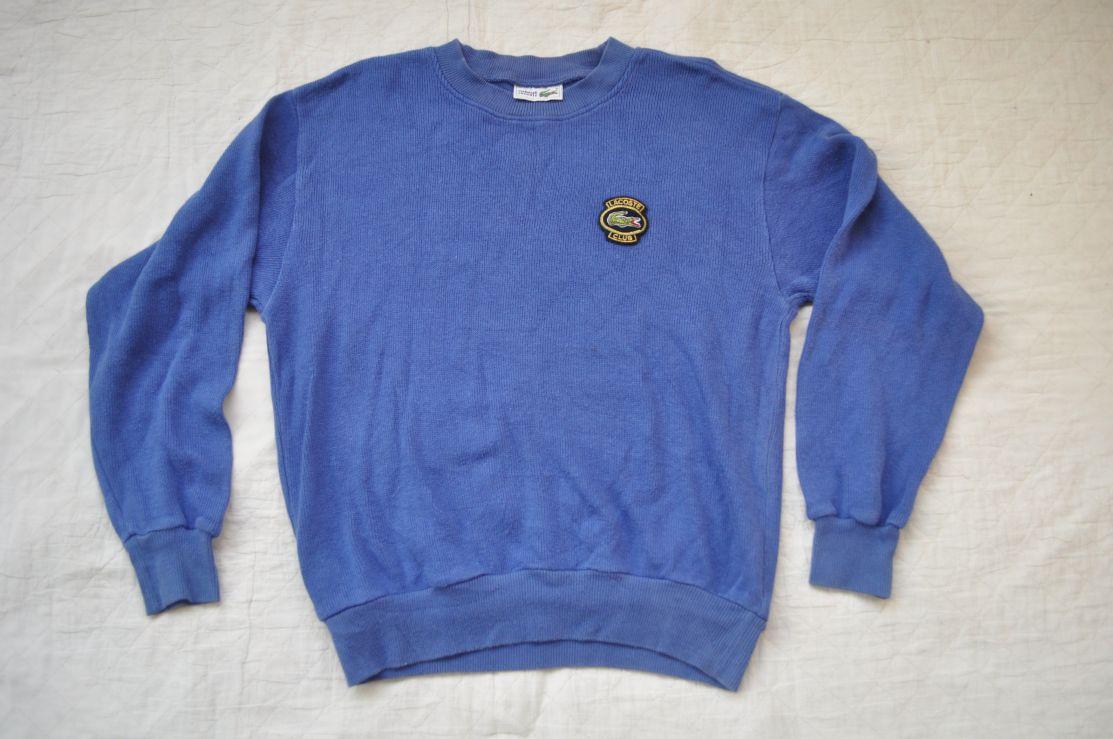 LusuhOne  Lacoste Club Sweater 6096a11295aae