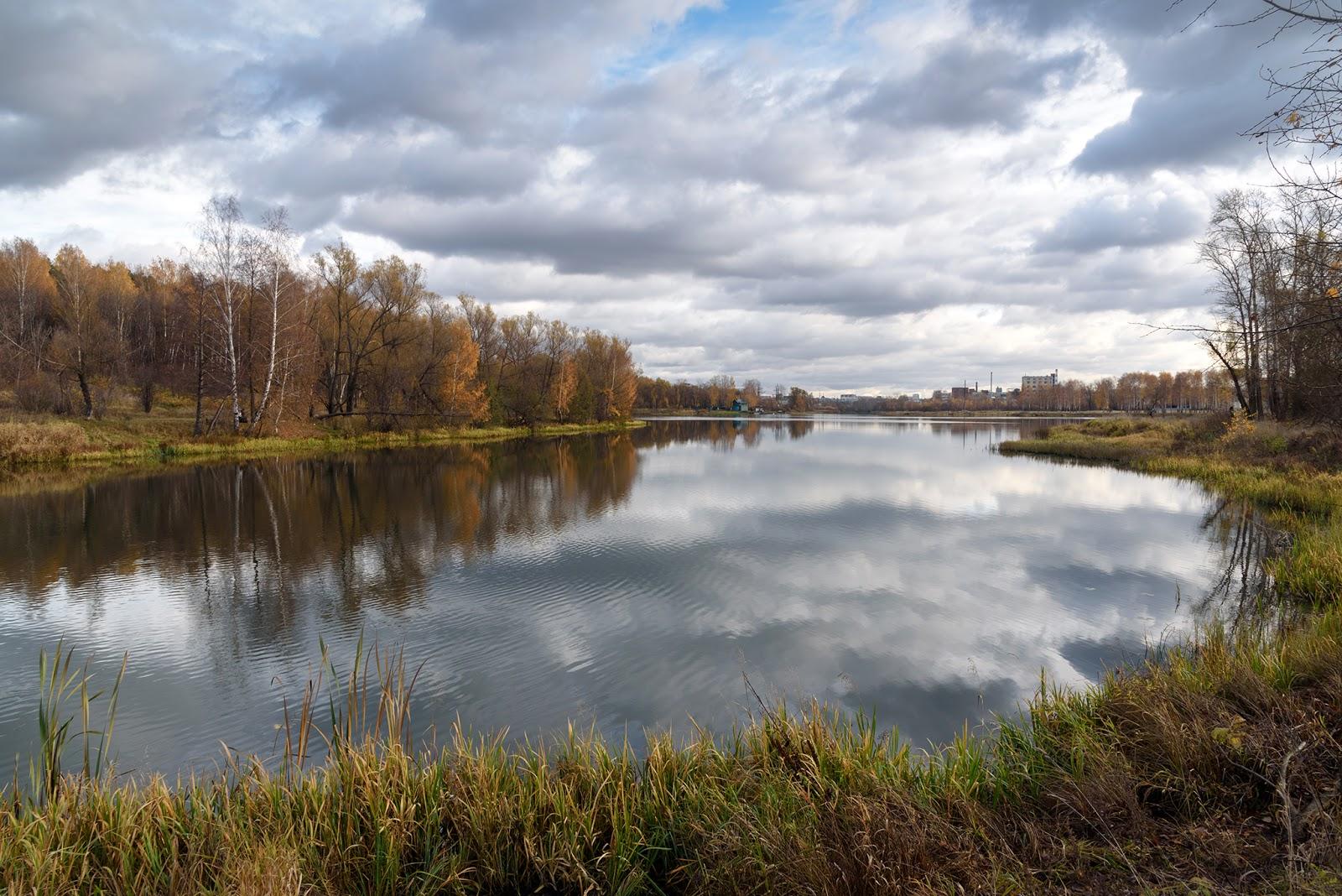Фото парка Степанова. Иваново
