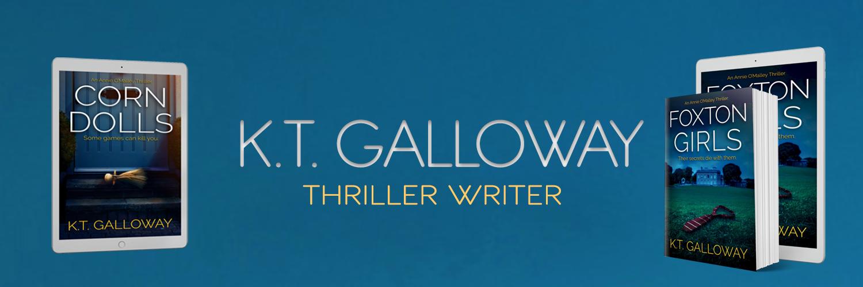 K.T. Galloway Books