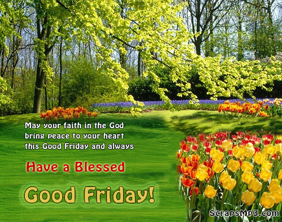Good Friday Images, Good Friday Greeting Cards Ecards: Holy Week 2017