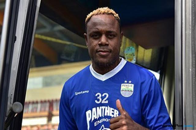 Victor Igbonefo Persib Bandung Tahun Ini Harus Bisa Juara di liga 1