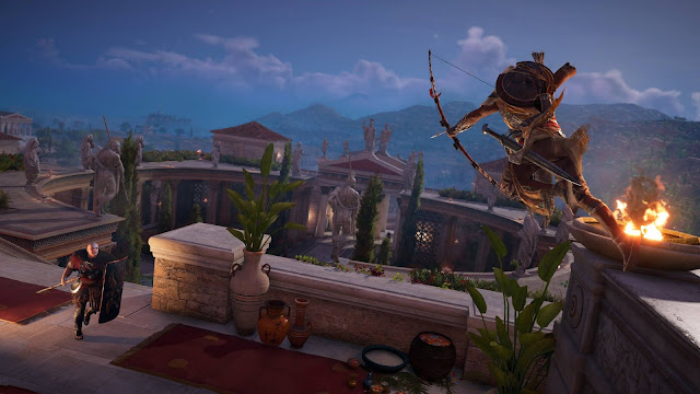 Nuevos detalles de las misiones secundarias de Assassin's Creed Origins