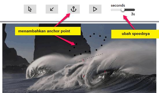 cara menambahkan animasi bergerak ke foto dan video dengan bantuan situs gratis yang berna Menambahkan Animasi Bergerak Ke Foto dan Video
