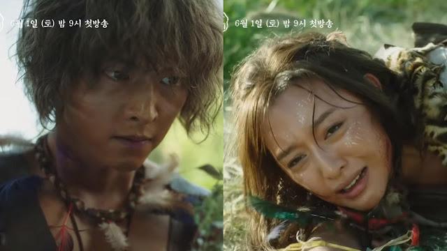 Permalink to Tonton, Song Joong Ki Berjanji Selamatkan Kim Ji Won Di Teaser Arthdal Chronicles