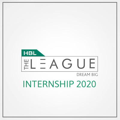 HBL League Internship 2020