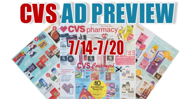 CVS Weekly Ad Preview 714-720