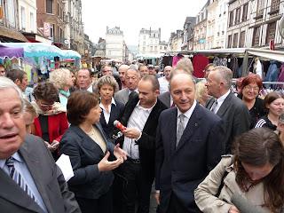Louviers marché samedi n'aura lieu pendant confinement