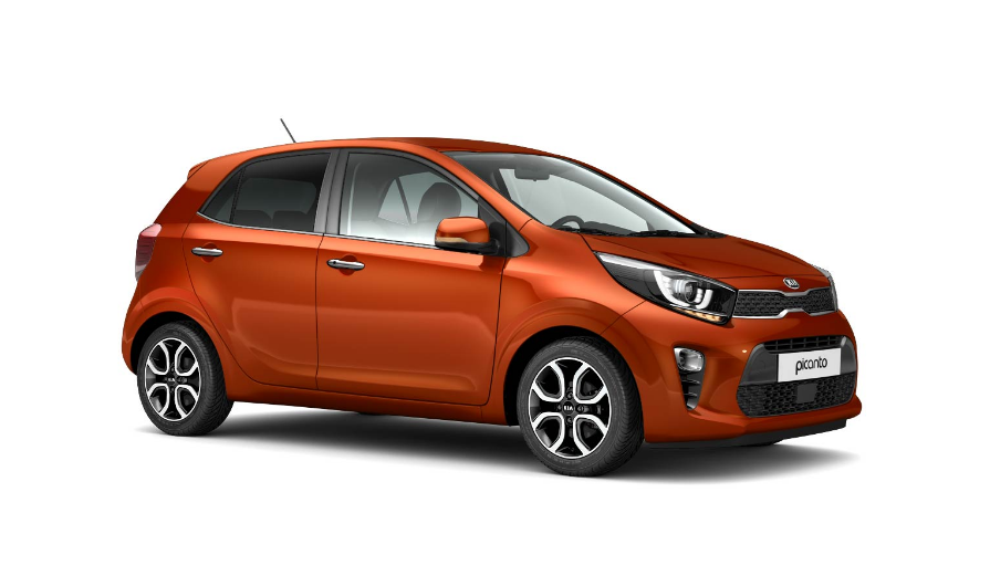 Kia Picanto Iii 2018 Couleurs Colors
