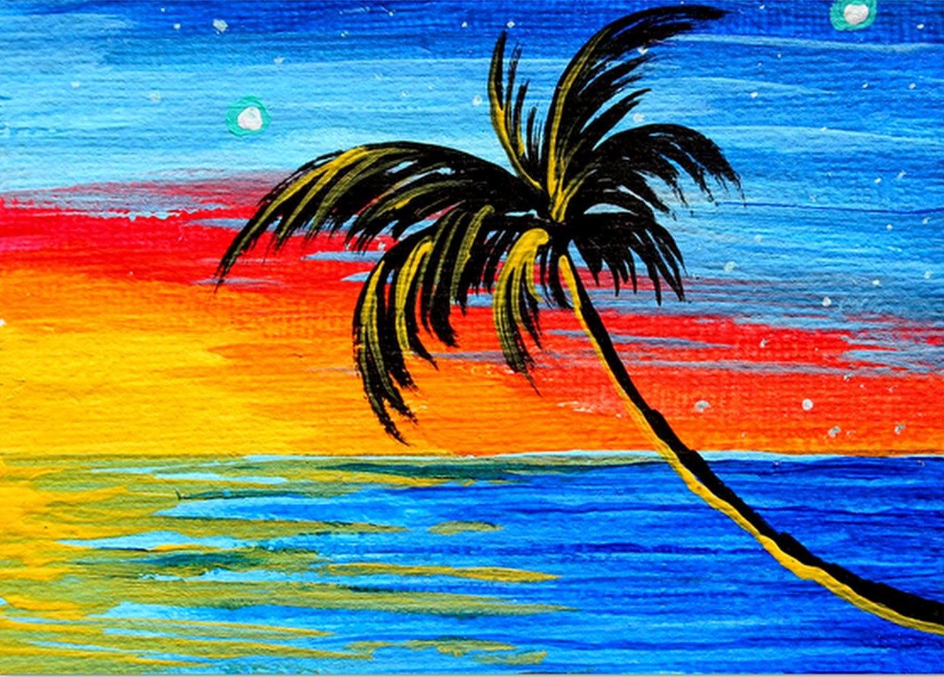 Cuadros Famosos Faciles.Pintura Moderna Y Fotografia Artistica Dibujos Faciles Para Pintar