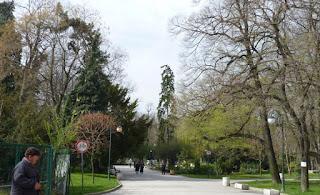 Jardines del Zar Simeón.