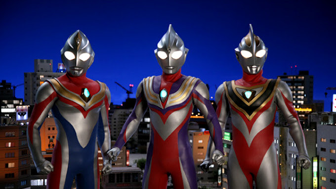 Ultraman Gaia: The Battle in Hyperspace Subtitle Indonesia