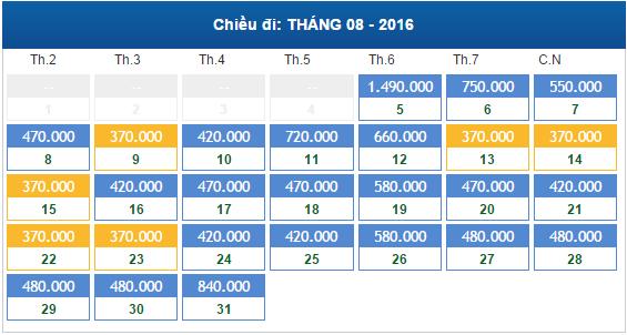 Vé máy bay giá rẻ đi Đà Nẵng tháng 8