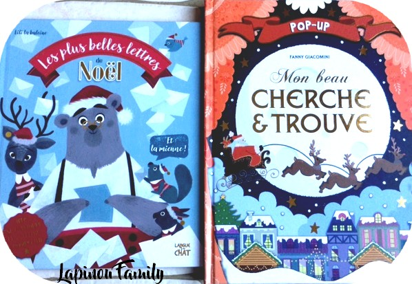 livres noel 2019 langue au chat