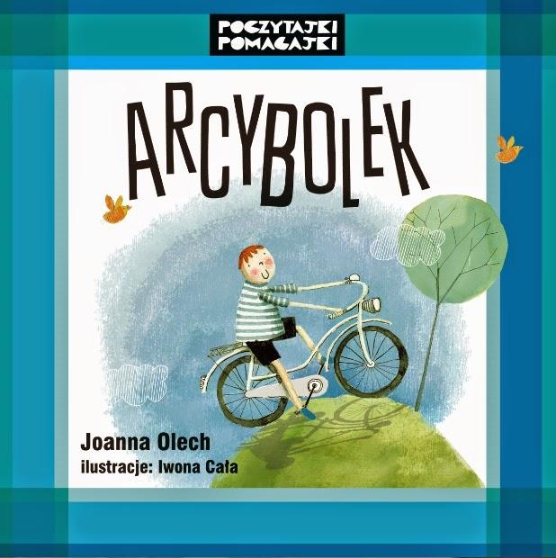 Arcybolek - Joanna Olech