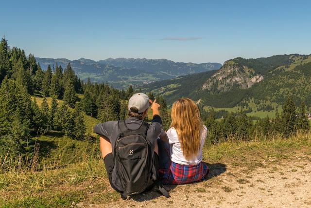 Wandertrilogie Allgäu | Etappe 51 Bad Hindelang-Schattwald/Tannheimer Tal 09