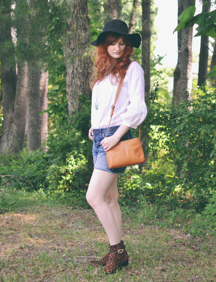 The Flying Clubhouse: Downtown Summertime #outfit