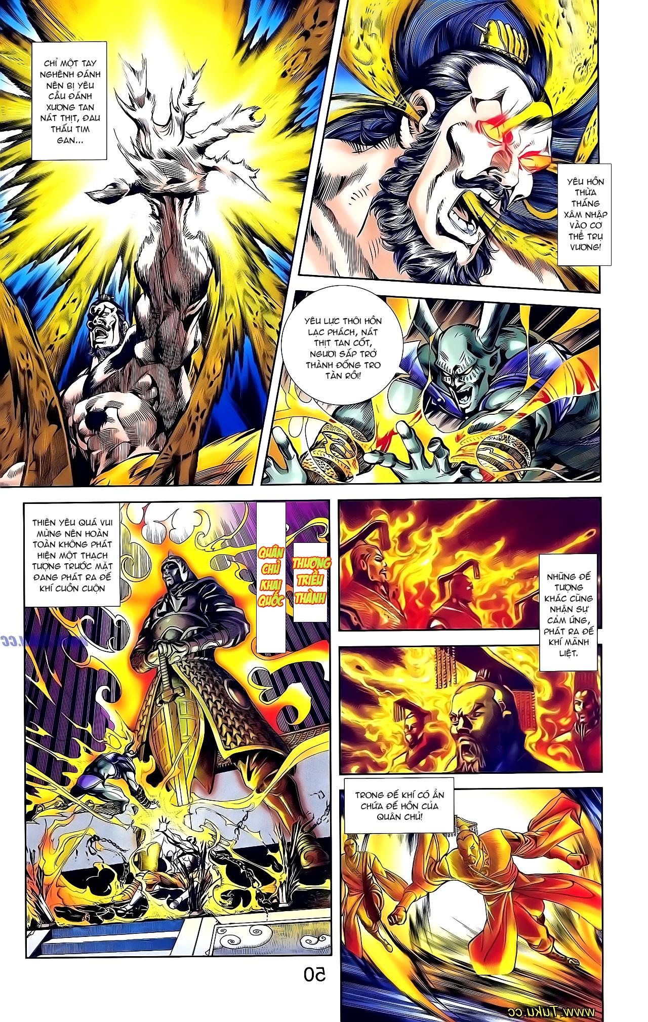 Cơ Phát Khai Chu Bản chapter 137 trang 14