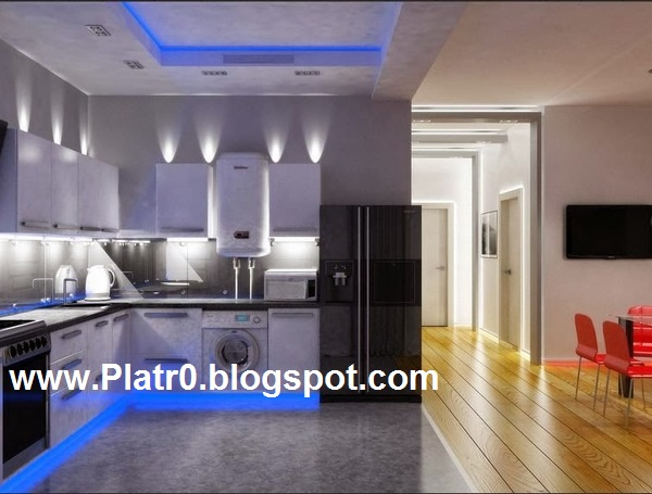 Plaster Decoration Kitchen  Dcoration Platre Maroc  Faux Plafond Dallearc platre