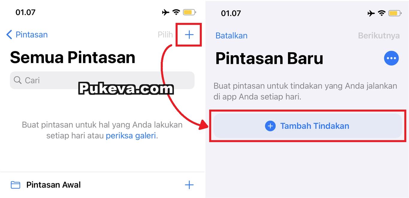 Cara Mengatasi Allow Untrusted Shortcuts di iPhone Tidak Bisa