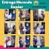 Kits merenda escolar são entregues pela APAE de São Bernardo aos pais dos alunos da entidade