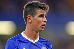 Duo Milan Dekati Gelandang Buangan Chelsea Oscar