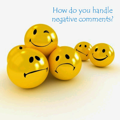 How To Manage Negative In Your Blog Or Site ? ~ Blogger Tips