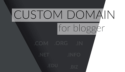 Setup Custom Domain In Blogger (with Images)