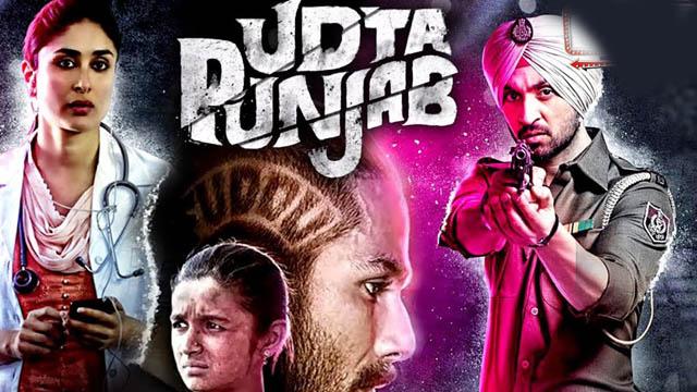 Udta Punjab (2016) Hindi Movie 720p BluRay Download