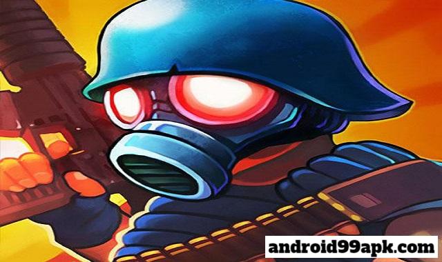 لعبة Zombie Idle Defense v1.5.20 مهكرة بحجم 69 ميجابايت للأندرويد