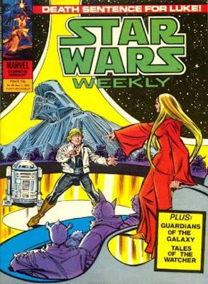 Star Wars Weekly #89