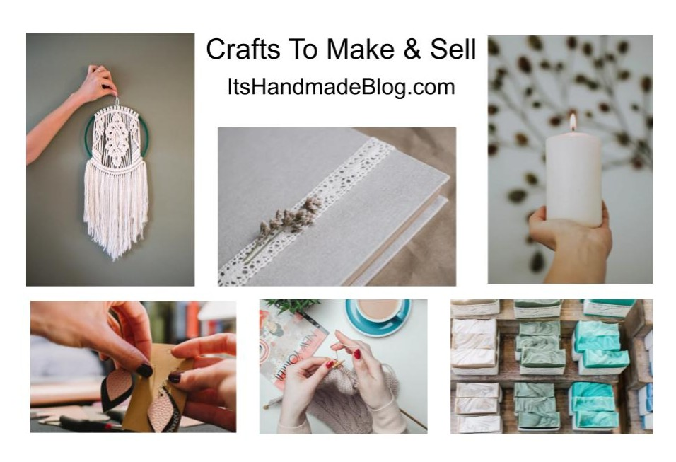 Ideas for trendy crafts to make and sell 2020
