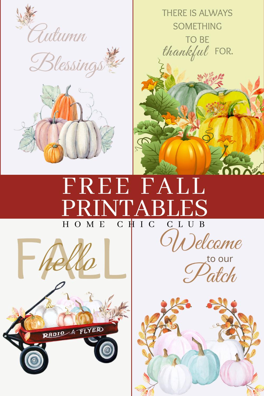 Pin this Free Printables