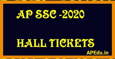 AP SSC Hall Ticket 2020 – BSEAP