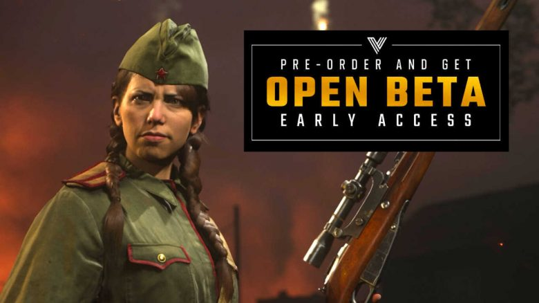 CoD Vanguard: Beta for PC, Xbox and PlayStation starts today - time & download