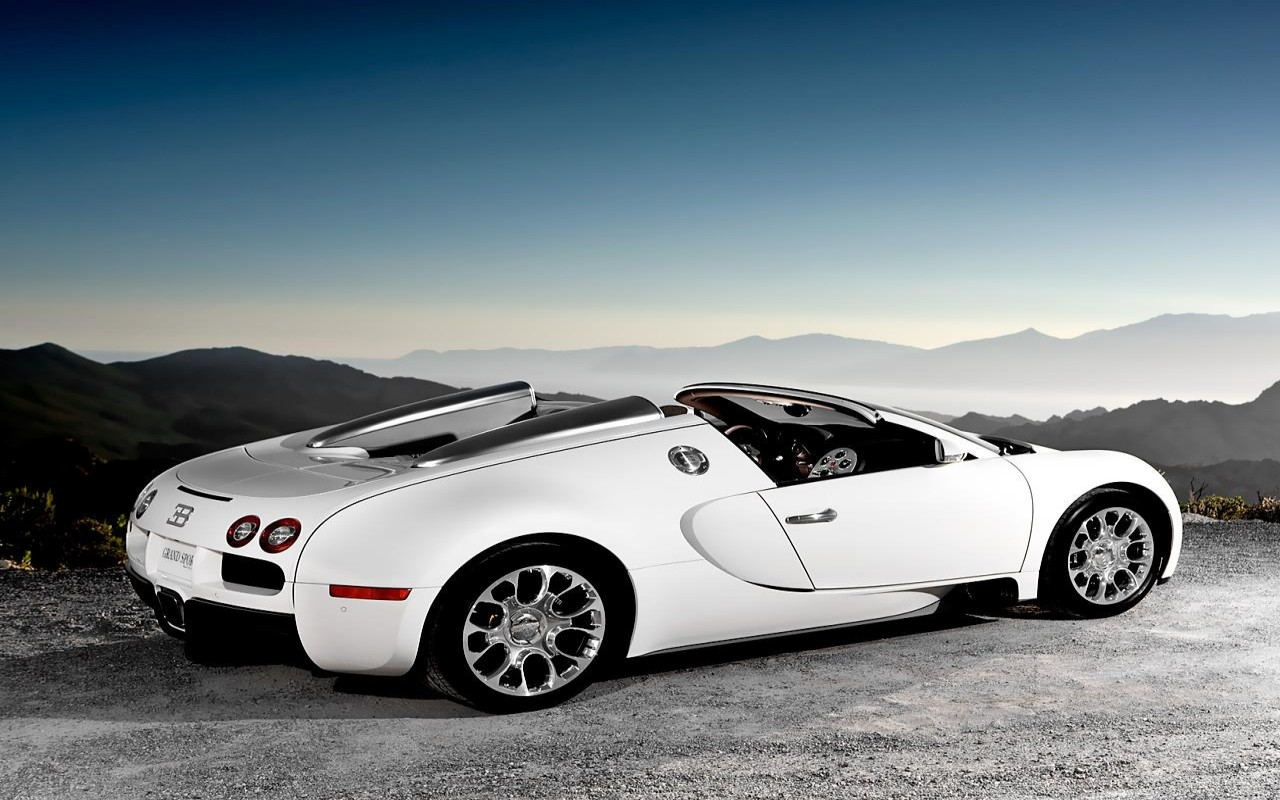 Bugatti Veyron Super Sport 2013 Wallpaper Hd In Black