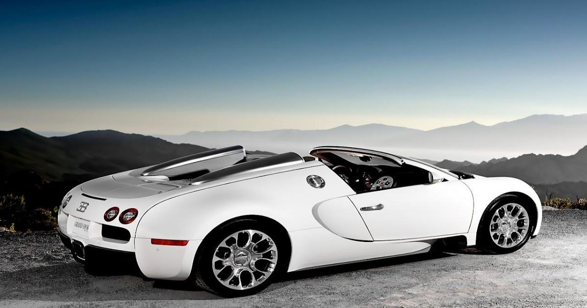 Bugatti Veyron Super Sport 2013 Wallpaper Hd In Black: HD Car Wallpapers: Bugatti Veyron Super Sport 2013 In White