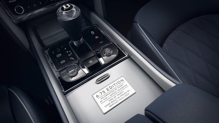 30 chiếc Bentley Mulsanne siêu đặc biệt 'chia tay' động cơ V8
