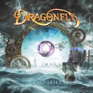 """Το album των Dragonfly """"Zeitgeist"""""""
