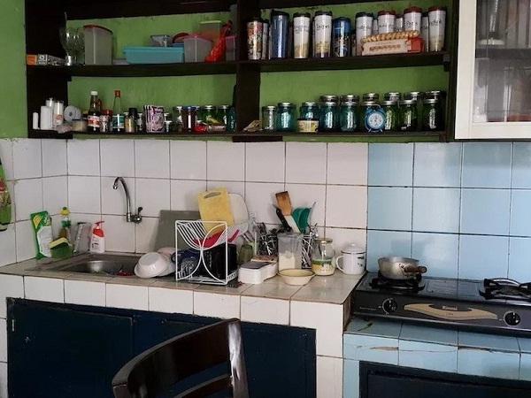 Ide Memilih Desain Dapur Sederhana Tanpa Kitchen Set Info Paguntaka