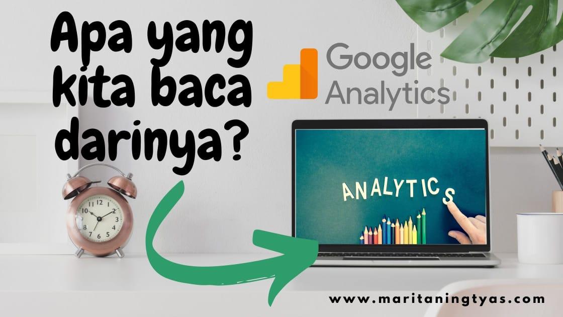 belajar membaca google analytics