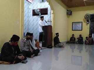 Hadiri Maulid Nabi Muhammad SAW, Bripka Burhanuddin Harapkan Hal ini