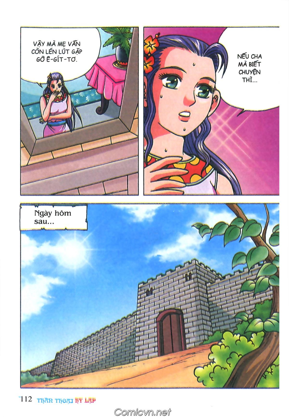 Thần Thoại Hy Lạp Màu - Chapter 70: Nàng Ê lếch tơ - Pic 7