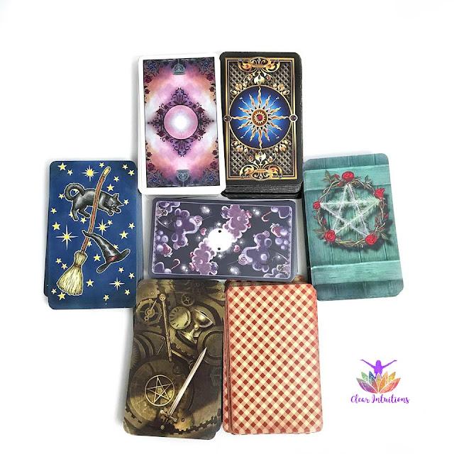 Tarot Card Artwork
