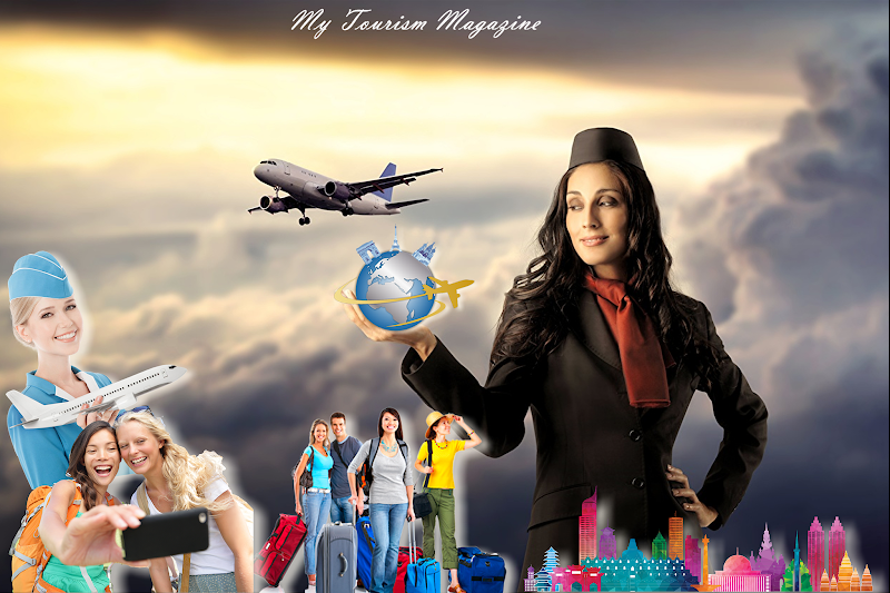 Women in travel and tourism domain