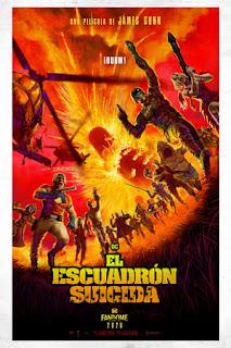 Ver El Escuadron Suicida 2021 Online Latino Hd Pelisplus Peliculas Online