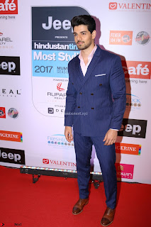 Red Carpet of Most Stylish Awards 2017 ~ Sooraj Pancholi (2).JPG