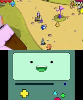 Free Download Adventure Time: Explore the Dungeon Because I Don't Know 3DS CIA Gdrive