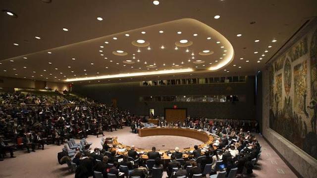 مجلس الأمن يفشل في تبني بيان حول الوضع في جنوب غرب سورية.