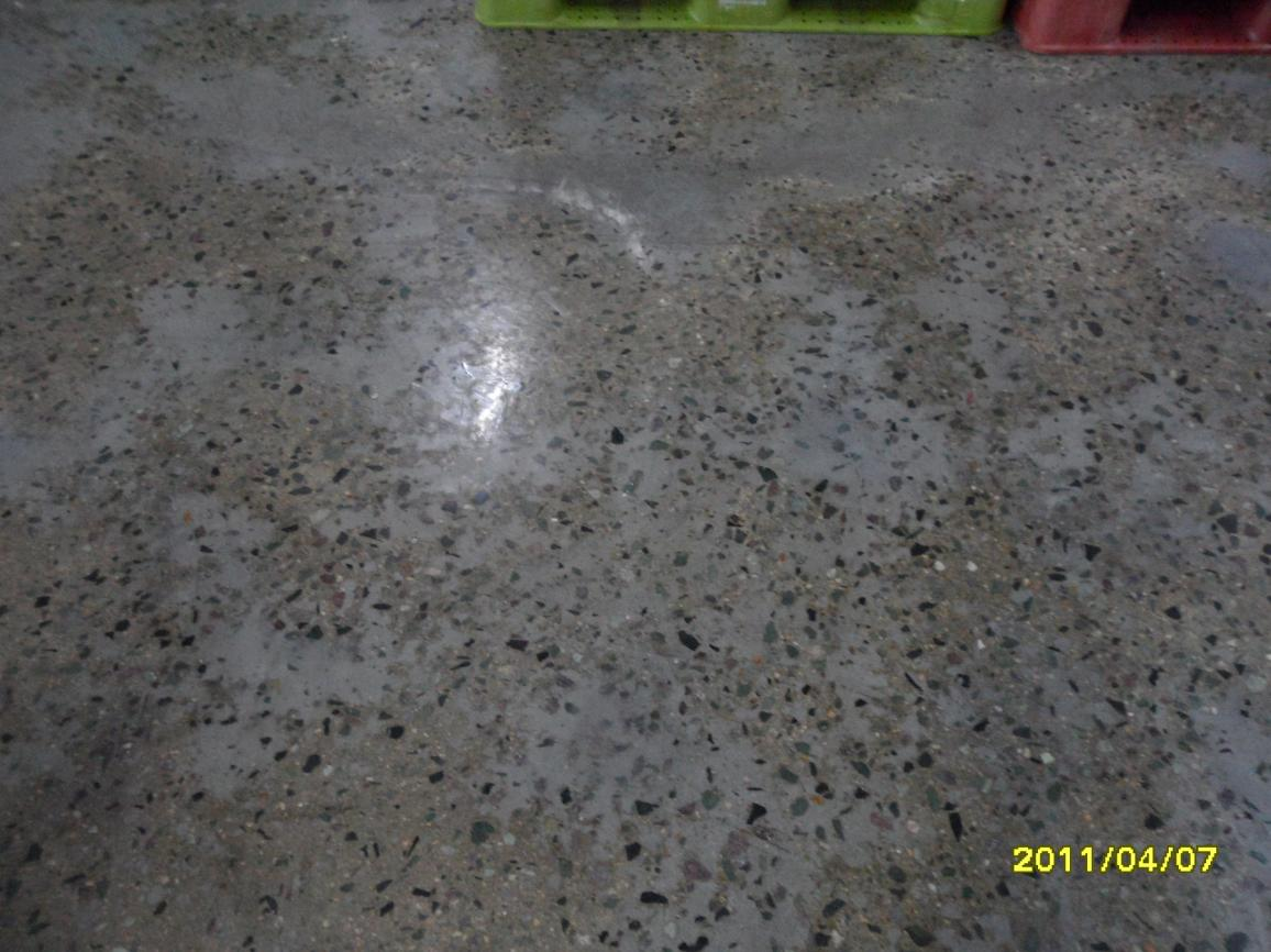 Patching Concrete Floor Nail Holes Floor Matttroy