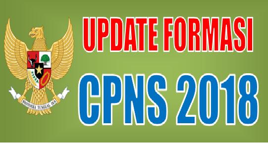 Daftar 76 Kementerian / Lembaga Resmi Umumkan Formasi CPNS 2018